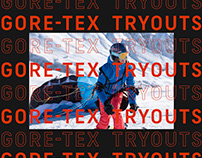 GORE-TEX TRYOUTS