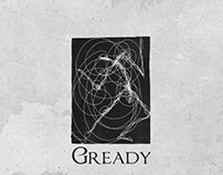 Gready Logo Design