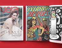 Virgin Atlantic's Inflight Magazine | Everyday Heroes