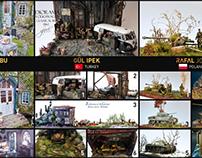 World's Top 170 Diorama Artists .teşekkürler :)