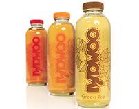 Oomami Tea Branding