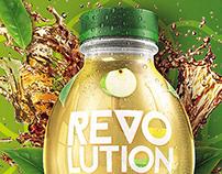 Té+Jugo es Revolution