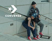 CONVERSE // MADE BY YOU