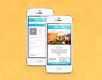 Essentia App Design