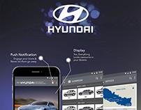 DEMO - UI/UX Design of Hyundai