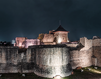 Exhibition Graphics - Suceava Fortress