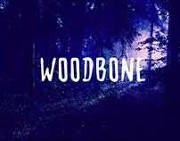 Woodbone Free Font!