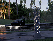 Parametric Lighting Feature