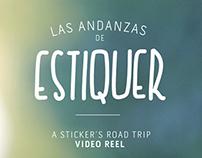 Brand & Video_ The Sticker Adventures