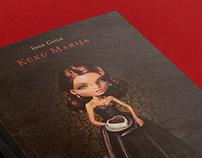 "Poetry book ""Kūku Marija"""
