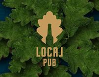 Local Pub // Logo