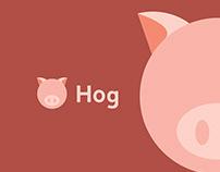 Hog - Branding