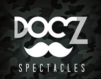Spectacles Company Logo Design