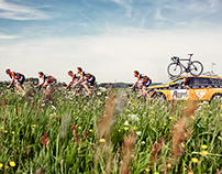Cycling Mania I Photography