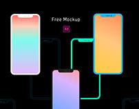 Enjoy Free Apple iPhone X Mockup's Download   Sunweb