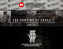 The Hunting of Skull on Redbubble