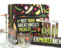 Not Your Great Uncle's Pickles
