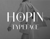 HOPIN Typeface