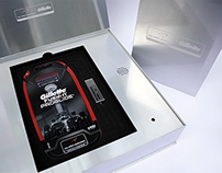 Gillette / McLaren Box