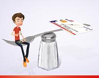 Sodexo - Print & Video Campaign