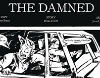 The Damned, 6 page preview