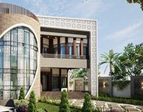 Modern Villa, Doha-Qatar