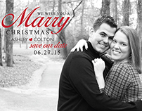 Save the Date - Ashley and Colton