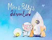 "Pics for ""Mike and Patty's Adventure"" by A. Zaroda"