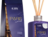 Embalagem Paris