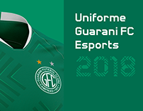 Guarani FC Esports Jersey Project