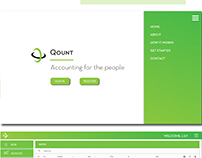 Qount - Less Accounting