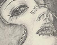Brian Viveros Drawing
