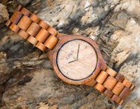 AINA Wooden Watch