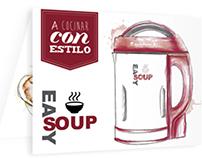 Recetario Easy Soup