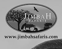 Jimbah Safaris B/W Catalog Ad