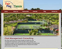 Fair Play Tennis - Club Management Consulting