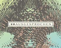 Unausgesprochen Poster Series