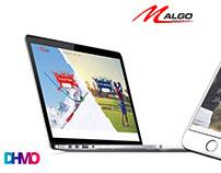 M-Algo webdesign