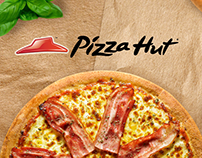 Pizza Hut Redesign