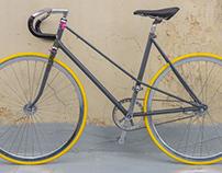 LAPOETTO Bicicleta