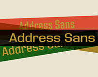 Address Sans