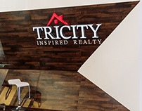 Exhibition Stall for Tricity