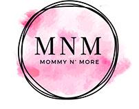 Logo Design for Mommy N' More Make Up Blog