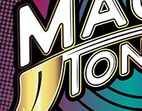 Magic Tongue Media - Logotype