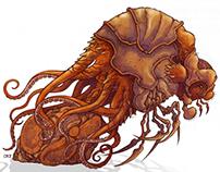 Gigantic Undersea Creature