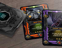 Trading Card Game – Creator – vol.5 – SCI-FI edition