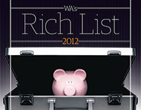 WA's Rich List 2012 magazine