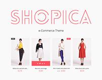 Shopica Theme