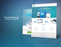 Pos Landing Page