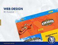 Web Design - Mr. Kukubird
